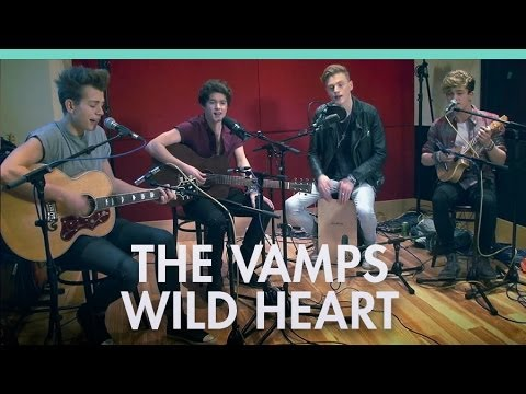 The Vamps 'Wild Heart' Live DS Session