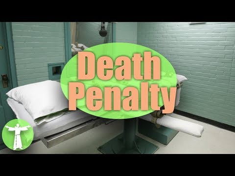 The Church's Stance on the Death Penalty