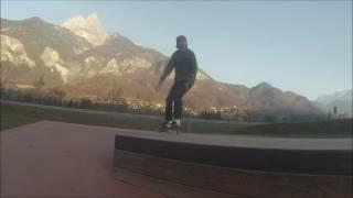 Skatepark Sallanches Street - TSM Studio