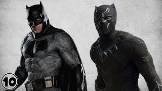 Top 10 Richest Superheroes
