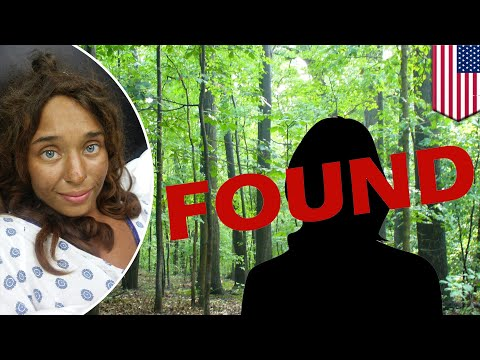 Missing person case solved: Alabama woman survived a month on berries and mushrooms - TomoNews