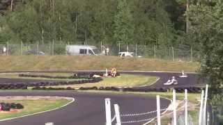 Borlänge 2014-08-10 MKR 6  -  KZ2 Final