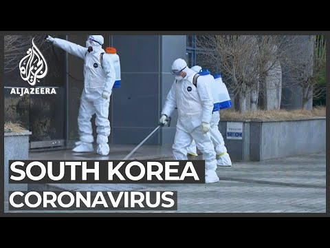 South Korea on alert after first coronavirus death