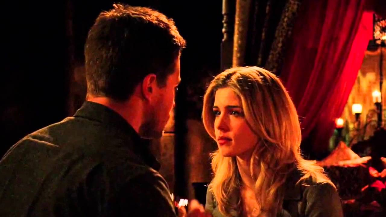 Is Oliver And Felicity Hookup In Real Life