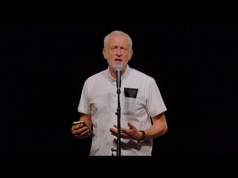 Jeremy Corbyn: For The Many Gig