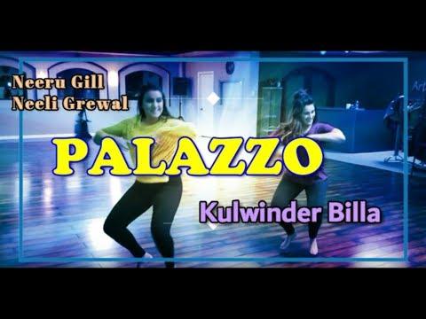 Palazzo by Neeru Gill and Neeli Grewal   Kulwinder Billa & Shivjot   Latest Punjabi Song 2017