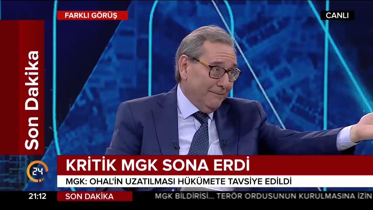Ardan Zentürk ile Farklı Görüş (17.01.2018)