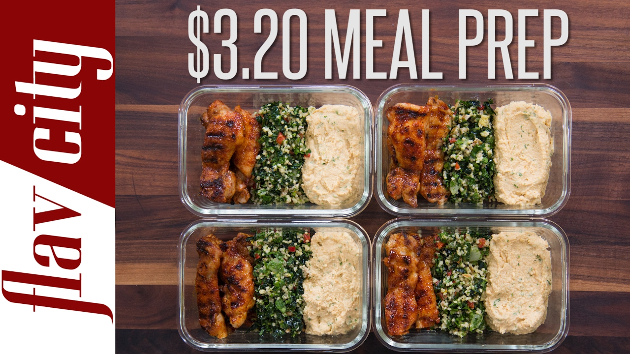 Meal prep budget low cost recipes youtube forumfinder Choice Image