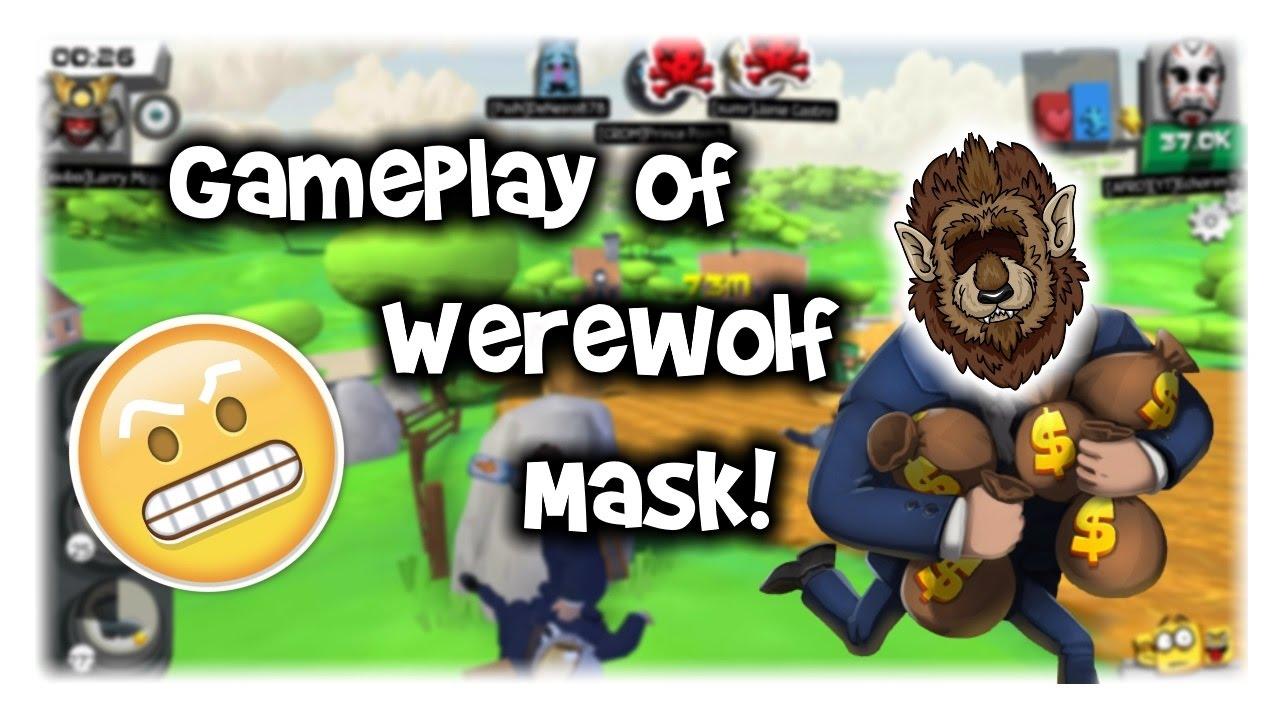 Werewolf Mask Overpowered! Thief Gameplays Sniper Vs