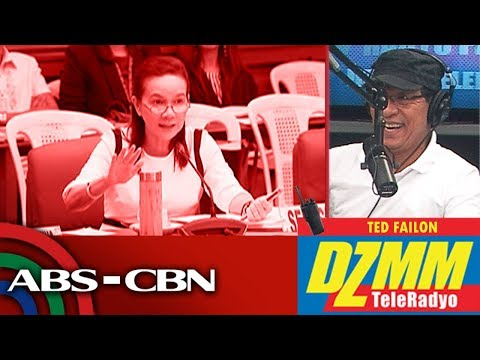 'Atribida' for probing traffic emergency powers? Poe says just doing her job | DZMM