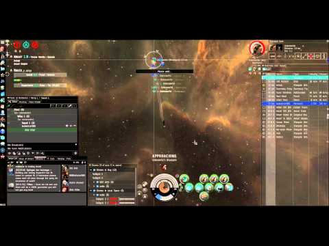 EvE Online 1.7B Bhaalgorn vs  5B Bhaalgorn