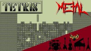 Tetris - Theme A (Korobeiniki) 【Intense Symphonic Metal Cover】 【62k Special】