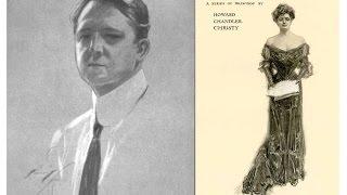 Говард Чандлер Кристи (Howard Chandler Christy).1873-1952.