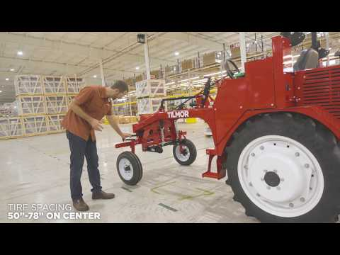 Tilmor Tractor Overview
