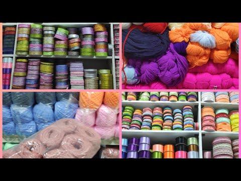 Рынок Садовод Все для шитья и рукаделия