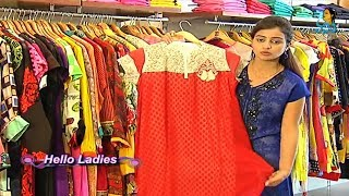 Latest Designer Kurtis and Tops | Hello Ladies | Vanitha TV