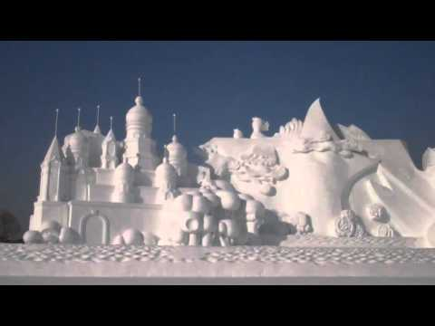HARBIN SNOW & ICE FESTIVAL 2016