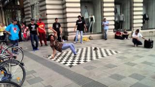 Best street dance crew Vienna (Wien) 05.05.2015