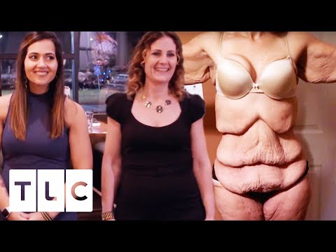 Stephanie And Her Mum Go On Their Skin Removal Journey Together | My Extreme Excess Skin