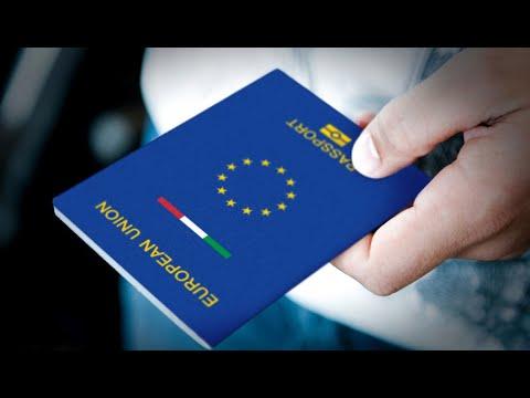 How to obtain a European Passport