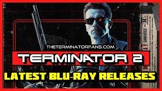 TERMINATOR 2: Latest BLU-RAY Releases
