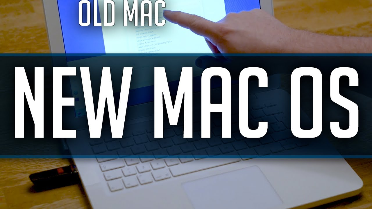 Install macOS on Older Unsupported Macs - All About Apple