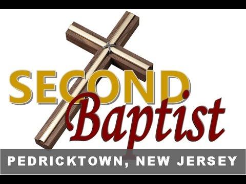 Second Baptist - Pedricktown (April 17th, 2016)