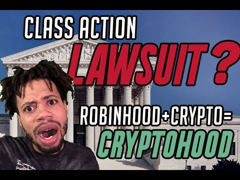 CLASS LAWSUIT AGAINST BITCONNECT PROMOTERS AND ROBINHOOD CRYPTO APP?