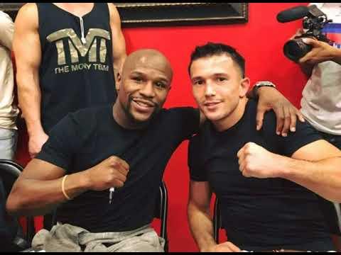 Alisher Abdullaev- Uzbek boxing trainer