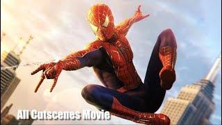 Spider Man Ps4 Raimi Suit All Cutscenes Movie