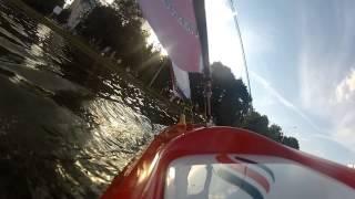 Проба яхточки Hype Focus