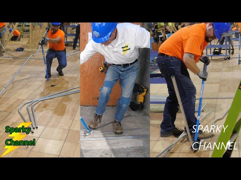 sparky-vs-the-pros-parallel-emt-bending-with-4-point-saddle-bends-and-90°-stubs