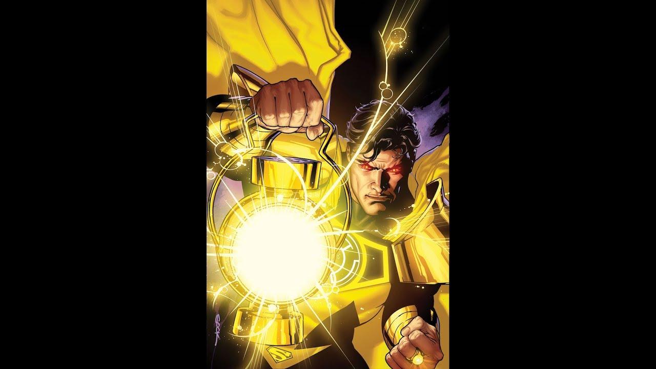 yellow lantern superman - 1280×720