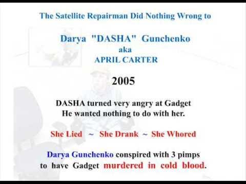 Darya Gunchenko - Lying Informant