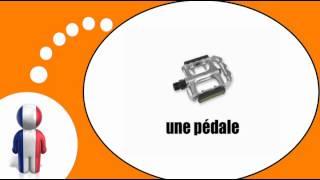 урок французского языка = Части велосипеда и велосипед