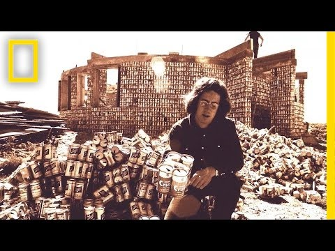 Earthships: A House Made From Beer Cans Sparks a Movement  Short Film case