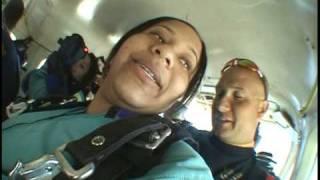 Happy 25th Kellyann Skydiving in Las Vegas