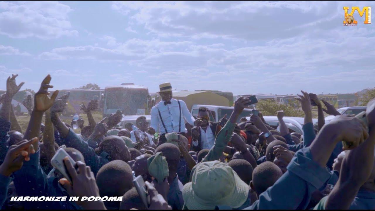Harmonize - Live in Dodoma (CHAMWINO IKULU) - YouTube