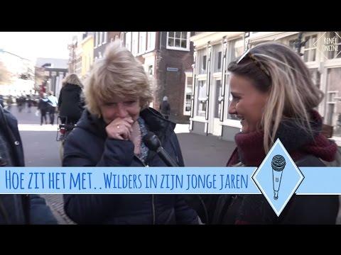 Hoe zit het met.. Geert Wilders vroeger een lekkerding? | Renee