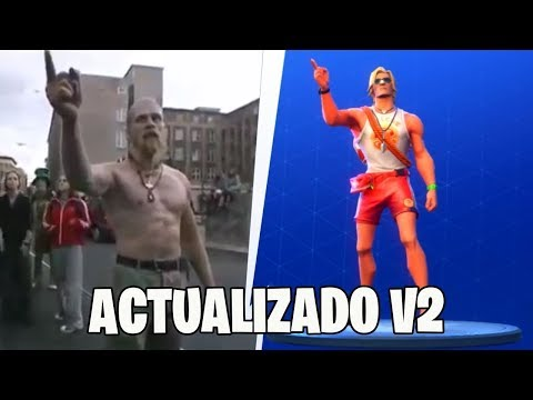 NUEVOS BAILES DE FORTNITE EN LA VIDA REAL - NEW DANCES IN REAL LIFE (update)