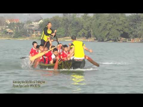 Lễ hội đua thuyền xã Trường Sơn - Đức Thọ _ Hà Tĩnh.