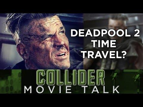 Deadpool 2 Images Tease Time Travel?