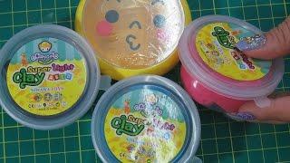 פתיחת קופסא  סליים חדש או בצק צבעוני  ?????? : mickymt007