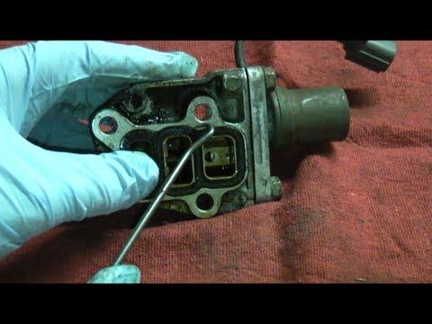 Honda Accord VTEC Solenoid Gaskets Replacet - YouTube
