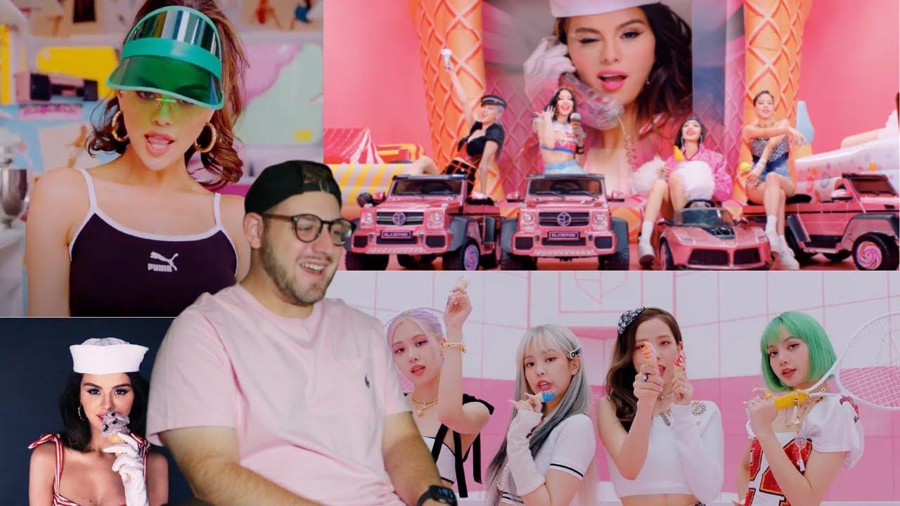 Blackpink and Selena Gomez's 'Ice Cream' serves up scoops of ...