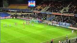 Vidéo top 5 buts de l'ol