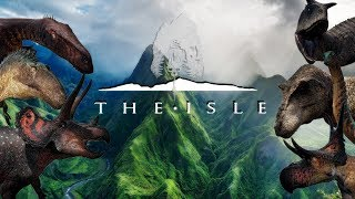 The Isle Trailer New World and New Dinos
