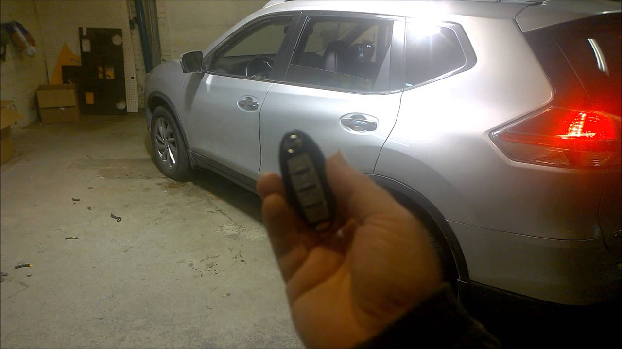 Superior 2014 2015 Nissan Rogue Remote Start   YouTube