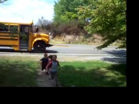 ethan s first bus ride going home from school youtube rh youtube com Bus Going Back Home Bus at Home