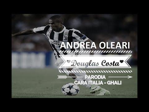 DOUGLAS COSTA - CARA ITALIA Parodia Ghali (prod. Deep)